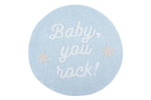 Dywan Baby, you rock! Mr Wonderful - Lorena Canals