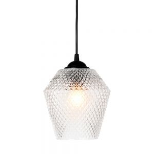Halo Design NOBB lampa wisząca (edgy) ⏀17 clear