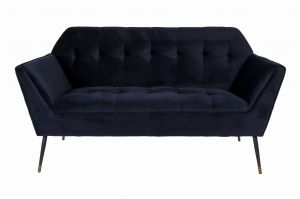 Dutchbone Sofa KATE granatowa