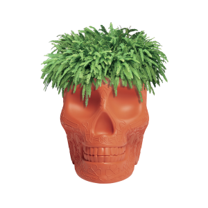 QeeBoo Mexico Planter terracotta