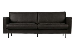 Sofa Rodeo 2.5 osobowa czarna ~ Be Pure